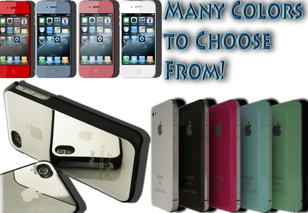 Grand Junction iPhone repair, iPhone colors